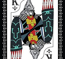 Zant Card - Hylian Court Legend of Zelda by sorenkalla
