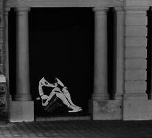"""Naked Arrogance""  by Sandra Chung"