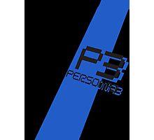Persona 3 Photographic Print