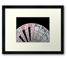 Measuring Cup  2 Framed Print