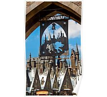 Hogsmeade: Please Respect The Spell Limits Poster