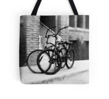 Bicycles #1 Tote Bag