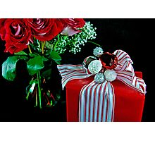 Wrapped With Love Photographic Print