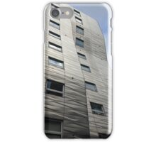 Building along the High Line in NYC iPhone Case/Skin