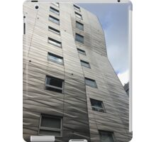Building along the High Line in NYC iPad Case/Skin