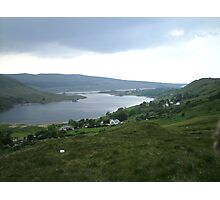lough Altan  County Donegal Ireland Photographic Print