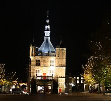 De Waag, Deventer, Nederland (Scew building) by Wessel