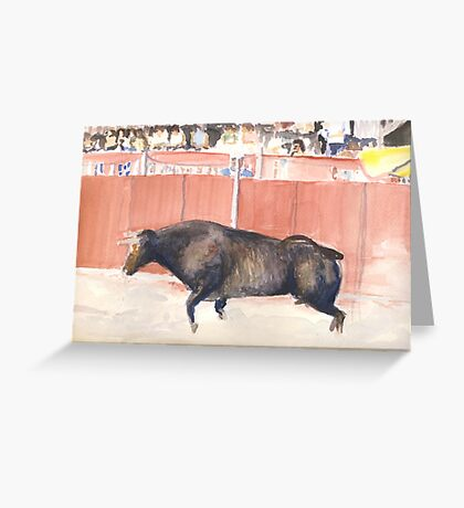Who is next ? Greeting Card