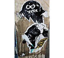 Graffiti 052 Photographic Print