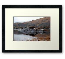 Killarney Winter 5 Framed Print