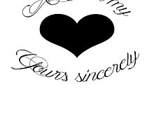 Always in my Heart by ajwby