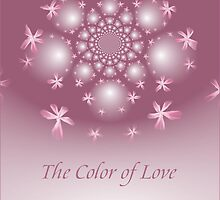 The Color of Love by Nina Toulmin