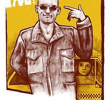 Taxi! by Thiago García