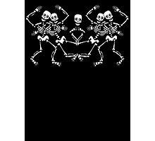 Skele Dance Photographic Print