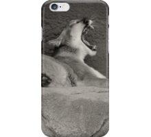 Yawn iPhone Case/Skin