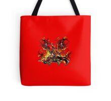Defiant God Luther Tote Bag
