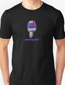 clumsy loll Unisex T-Shirt