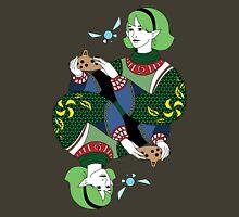 Saria Card - Hylian Court Legend of Zelda T-Shirt