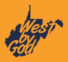 West By God T-Shirt