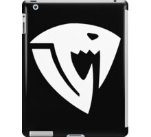 Sabertooth Guild Mark iPad Case/Skin
