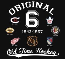 Original Six by ianscott76