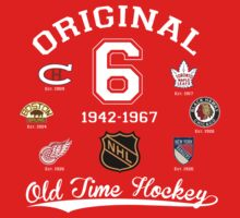 Original Six Kids Tee