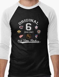 Original Six Men's Baseball ¾ T-Shirt