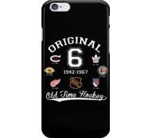 Original Six iPhone Case/Skin