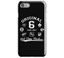 Original 6 iPhone Case/Skin