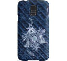 The Helm Snowflake Photograph Samsung Galaxy Case/Skin