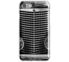 1939 Cadillac iPhone Case/Skin