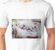 The Texas Longhorns Take The Field Unisex T-Shirt