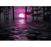 Tequila Sunrise Photographic Print