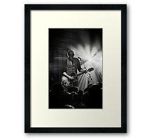 Rockstar Framed Print