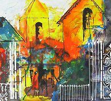 Welcome Stranger by Estelle O'Brien