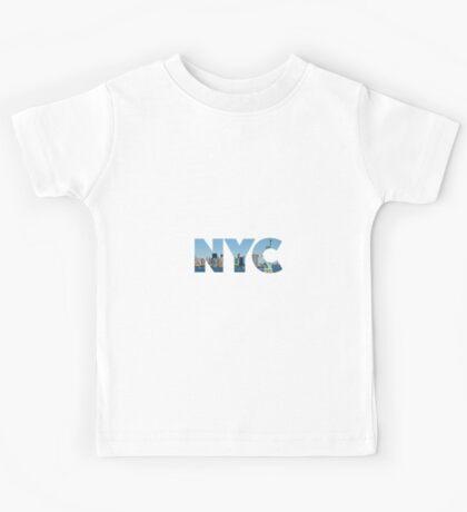 New York City - NYC - U.S.A Kids Tee