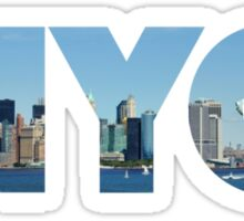 New York City - NYC - U.S.A Sticker