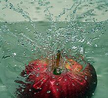 Apple Splosh! by Stephen Thomas