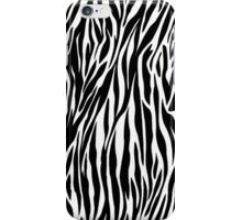 Zebra Print iPhone Case/Skin