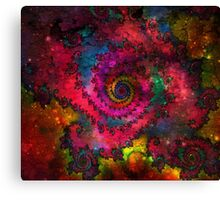 Psychedelic  Universe Canvas Print