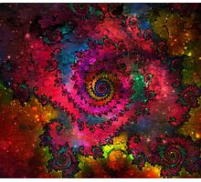 Psychedelic  Universe Photographic Print