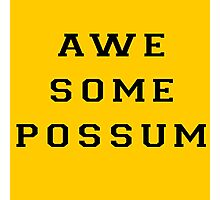 The Lonely Island - Awesome Possum - Oscars Performance Photographic Print
