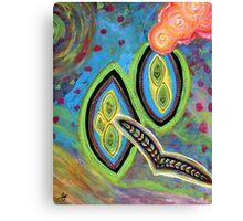 Fly into the Magic Mystic Canvas Print