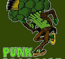 punk broccoli by samuelhuber