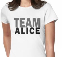 TEAM Alice Womens Fitted T-Shirt