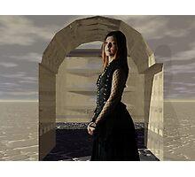 Mystic Doorway3 Photographic Print