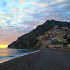 Positano, Italy by Day by Giovanna Tucker