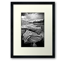 Close to Reality Framed Print
