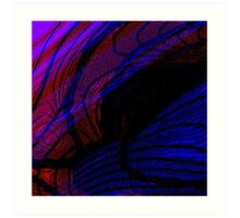 Aurora (from the 'Speck of a Pigeon's Eye series) Art Print