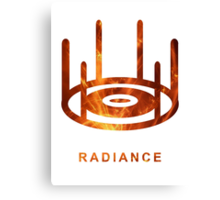 Destiny - Radiance Canvas Print